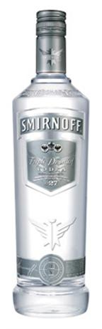 Smirnoff Vodka Silver 90@